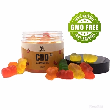 CBD GUMMIES- 1,500mg 60pcs 25mg per Gummy 0%THC